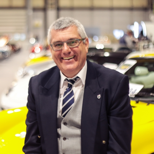 Nick Whale - Managing Director at Silverstone Auctions
