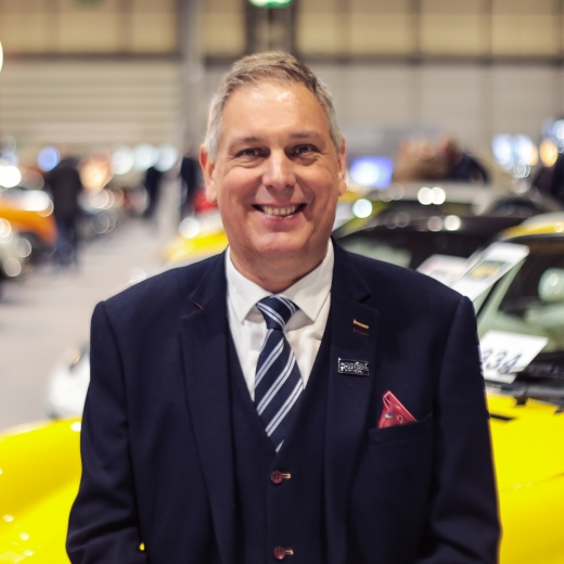 Mark Hickman - Classic Car Specialist at Silverstone Auctions