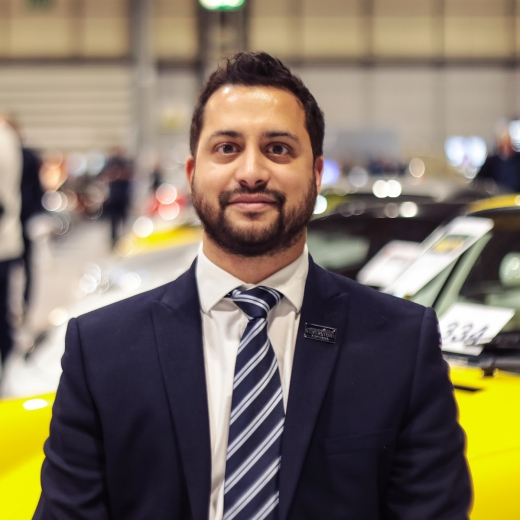 Adam Rutter - Classic Car Specialist at Silverstone Auctions