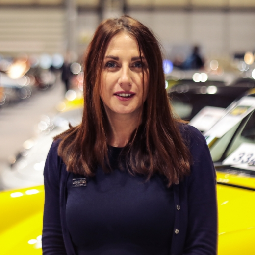 Chloe Hastings - Automobilia Manager at Silverstone Auctions