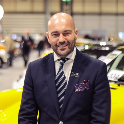 Arwel Richards - Classic Car Specialist at Silverstone Auctions
