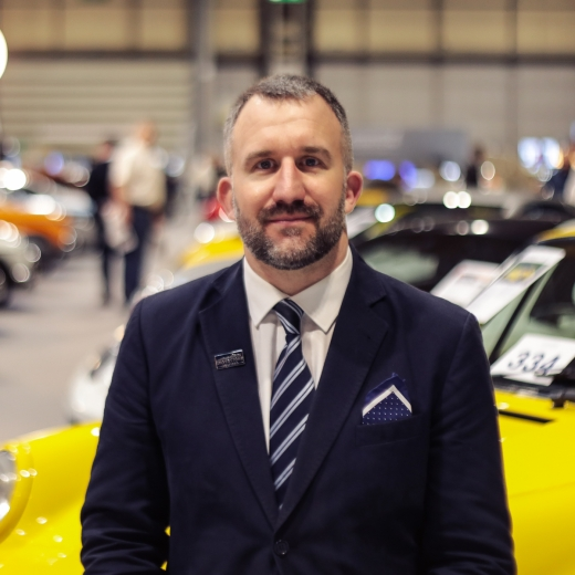 Joe Watts - Classic Car Specialist at Silverstone Auctions