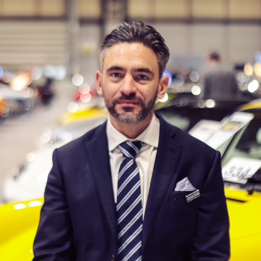 Steven Keen - Classic Car Specialist at Silverstone Auctions