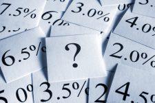 الفرق بين معدل النسبة السنوي وكلفة الأجل
