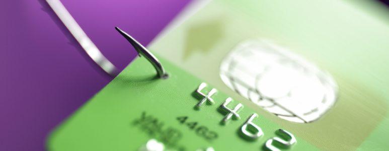 فقدان أو سرقة البطاقة الائتمانية