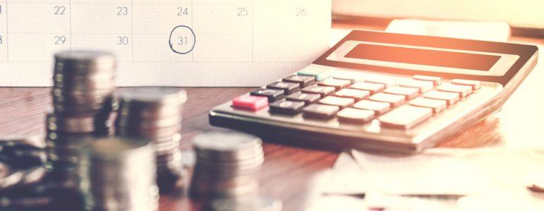الميزانية الشهرية