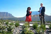 Sustainably green V&A Waterfront rewarded
