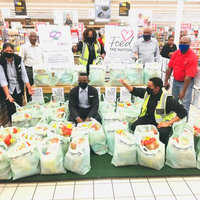 Feeding the nation in times of crisis