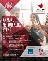 SACSC Gauteng Networking Event