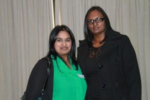 Kalpana Ramsamy & Elisha Kisten (JHI Properties).
