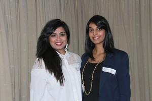 Homaira Khan & Nicole Gounden (Primedia Lifestyle).