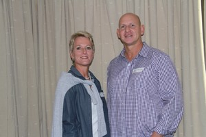 Brian Futter & Yvonne Bright (Vegmoflora Accessories).