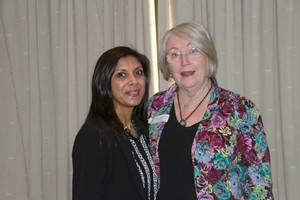 Ronica Inarman (Broll), Bev Ann Fink (Dormehl Property Group).
