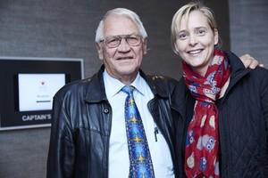Prof Willie Esterhuyse (Barinor Holdings Ltd) and Sanett Uys (Serendipityremix).