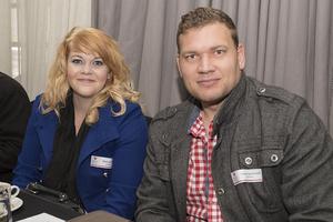 Corno Engelbrecht, Melissa Botha (JHI Retail)