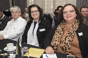Adrian Holmes, Lelani Coetzee, Estelle Hattingh (Interpark SA)