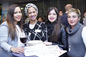 Lana Maree, Rafeeqah Larney, Tasneem Enous and Carla Bibby (JHI Properties)
