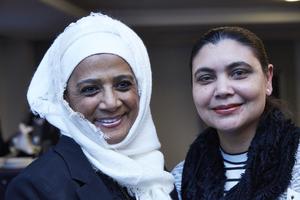 Faizah Behardien & Lamesa Modak (Growthpoint Properties)