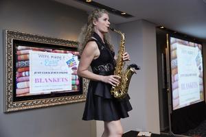 Judy Brown (Saxophonist)