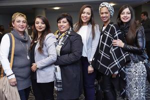 Carla Bibby, Brenda Bibby, Lana Maree, Rafeeqah Larney & Tasneem Enous (JHI Properties)