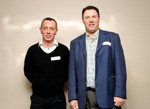 Conrad Van Wyk & Wynand Du Preez (Redefine Properties)