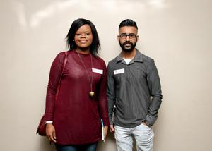 Julie Anne Zuma & Avesh Udiajoo (The Pavilion)