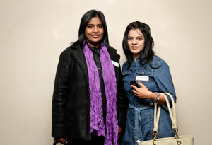 Flora Govender & Seema Chelan (Broll Property Group)