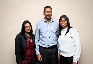 Rosanne Karpathoo, Vivian Appalsamy & Cindy Govender (Redefine Properties)