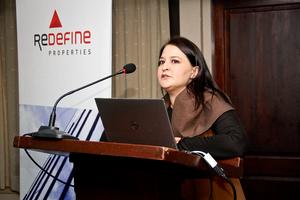 Antoinette Coetzee (Redefine Properties)