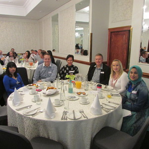 GP - Chapter Breakfast - 21 February '17