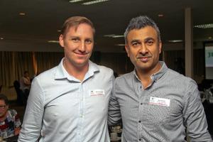 Mike van Schoor, Nad Shahid (Strategic  Real Estate Managers)
