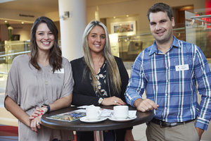 Wagner Nel, Chelsea Stadler, Sunandi de Wet (Mustard Seed Marketing)