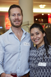 Adrian Read (Growthpoint) Jehan Adams (SAPOA)