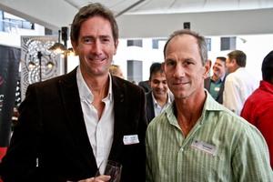 Peter Tillard (Cushman & Wakefield Excellerate) Gary Gould(Unity Properties)