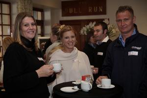 Christa Morgan, Ilze Boshoff, David louw (Broll Property Group)