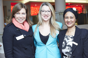 Marina Bartel, Lisa de Boer, Aadilah Ryklief(Growthpoint Management services)