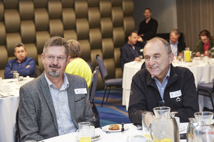 Stefan Roodt, Rael Abromowitz (Growthpoint Management services)