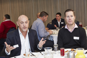 David Stoll, Adrian Read(Growthpoint Management services)
