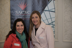 Riana du rand (PEC Utility Management) Christine Joubert (City Property)