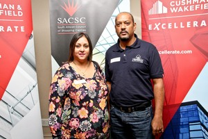 Samantha Charles & Kuben Naidoo (The Pavilion)