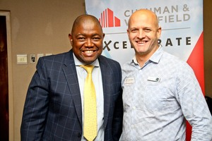 Siphiwe Moyo & Wayne Shelley (La Lucia Mall)