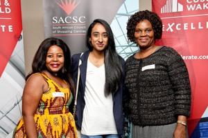 Anele Maphumulo & Adeela Haffejee & Zinhle Madiba (Broll Property Group)