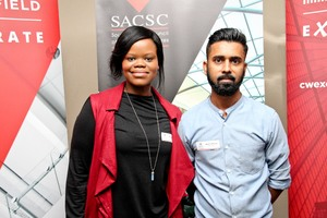 Julie-Anne Zuma &  Avesh Udiajoo (The Pavillion)