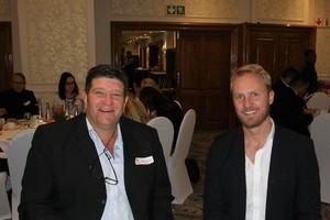 Daan Hamman (Solareff) Willem Van der Post (Exponential Africa Institute)