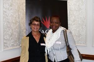 Madeleine Jacobs, Khosi Zwane (Akani Properties)