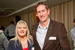 Theresa Terblanche (Broll Proeprty) Peter Tillard (Cushman & Wakefield Excellerate)