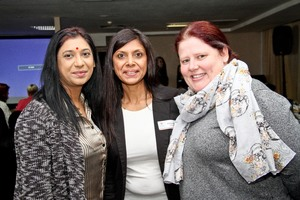 Nalene Dilraj (Broll Property) Ronica Inarman (Ballito Junction) Leigh Anne Bailey (Broll Property)