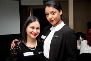Avisha Singh, Lisanne Lazarus (Primedia Lifestyle)