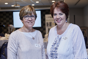 Anne Voorneveld, Madelein van den Berg (Rabie Property Administrators)