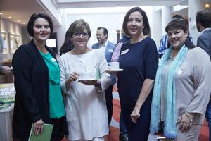 Mazel Matthews (Growthpoint Properties), Anne Voorneveld, Julie van Zyl, Anneline Niemand (Rabie Property Administrators)